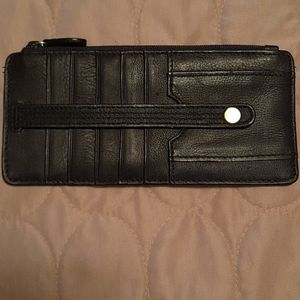 Rolfs leather slim wallet